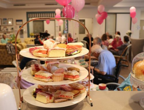 Breast Cancer Awareness High Tea