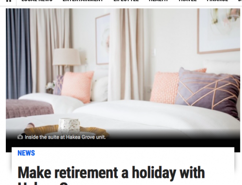 Make Retirement a Holiday with Hakea Grove