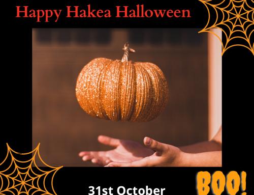 Halloween at Hakea Grove